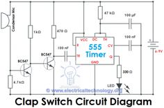 Simple Mobile Detector Circuit | Pinterest | Circuits, Circuit ...
