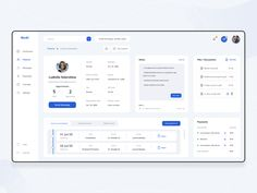 Dashboard Interface, Dashboard Design, App Ui Design, Interface Design, Web Design Software, Web Design Tips, Page Design, Anton, Profile App