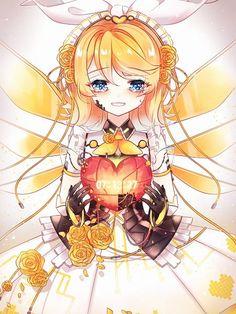 Rin with the Ruin Suit from Love Nikki! Miku Cosplay, Kawaii Cosplay, Kagamine Rin And Len, Mikuo, Kagerou Project, Pretty Anime Girl, Anime Kawaii, Hatsune Miku, Anime Characters