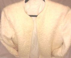 Vintage Ranoch Mohair & Wool Jacket, Women's Size 10