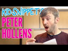"""Kid Snippets: """"Peter Hollens Voice Lessons"""" (Imagined by Kids) - YouTube"""