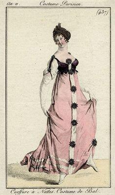 regency fashion plate pink - Google Search
