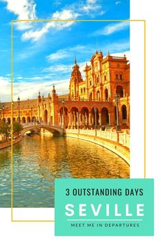 Seville Itinerary | The best things to see in Seville, Spain | Visiting Seville | What to do in Seville | Free stuff in Seville | Southern Spain | Day trips from Seville | Where to stay in Seville | Seville Bucketlist | When to visit Seville | Seville Alcazar | Plaza de Espania | Seville Cathedral | Triana | Seville in 3 days | Spain Travel | Andalucia #Spain #Andalucia #Seville Beautiful Places In Usa, Beautiful Beaches, Andalucia Spain, Andalusia, Spain Travel, Travel Europe, Places To Travel, Travel Destinations, Seville Spain