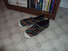 even some shoes, lol Slip On, Lol, Apple, Sneakers, Shoes, Fashion, Apple Fruit, Tennis, Moda