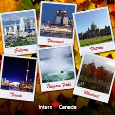 O #Canadá espera por você, e nós ajudamos você a #realizarseusonho! Entre em contato conosco: info@interxcanada.ca ou acesse nosso site www.interxcanada.ca