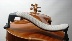 Mach One Shoulder Rest Home, Peter Mach, Luthier - Maker of fine violins, violas, celli and double basses and their bows, Gatineau Ottawa Outaouais Canada