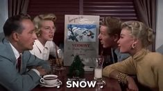 New party member! Tags: snow christmas movies musical classic film bing crosby white christmas vermont danny kaye vera ellen rosemary clooney
