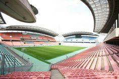 Jeonju World - Cup - Stadium