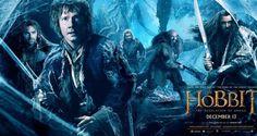 Segundo trailer de O Hobbit - A Desolação de Smaug | Nerd Pride