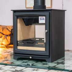 Ecosy+ Hampton 6.4 Double Sided, Defra Approved, Ecodesign Ready (2022), Wood Burning Stove Double Sided Stove, Stoves For Sale, Laser Cut Steel, Multi Fuel Stove, Into The Fire, Wood Burner, Main Colors, Hearth