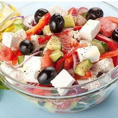 Arthritis Diet – Powerful Ways to Overcome Arthritis. Rheumatoid arthritis which refers to pain in joints makes the movement of joints difficult for you. Rheumatoid Arthritis Diet, Arthritis Remedies, Salada Light, Ra Diet, Diet Recipes, Healthy Recipes, Cheese Recipes, Anti Inflammatory Recipes, Greek Salad