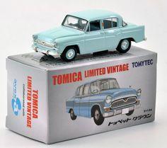 Tomica Limited Vintage Toyota Crown RS41 Tin Model / Japan