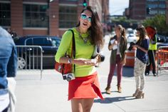 New York Fashion Week Spring/Summer 2013 street looks - Day 3