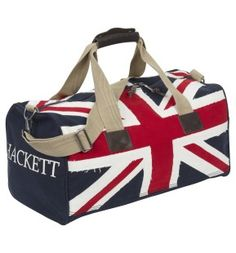 Texture Union Jack Bag - flying the flag for Great Britain