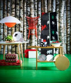 With the Chinese New Year approaching on January 31st, 2014, IKEA is rolling out a new limited edition collection of decor that blends Chine...