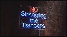 First rule of strip club