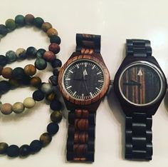 Because options....#moonchildhandcrafted #treehutco #woodwatches #essentialoils #madewithove #supportsmallbusiness #giftsforhim