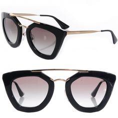e490f6fdd7 PRADA Cinema Sunglasses SPR09Q Black