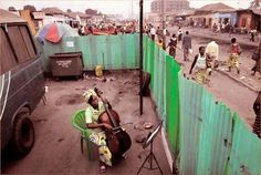 Foto: Andrew McConnell, Kinshasa - República do Congo