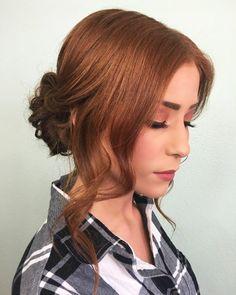 25 Best Auburn Hair Color Shades of 2020 Are Here Short Auburn Hair, Hair Color Auburn, Red Hair Color, Brown Hair Dyed Red, Hair Color Shades, Haircut And Color, Rainbow Hair, Dark Hair, Hair Lengths