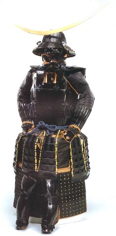 Date Masamune's suit of Armor