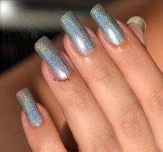 Vernis Jade ECLIPSE Holographique collection Rainbow Effect. Retrouvez le en boutique ici www.parlezenauxcopines.com International delivery
