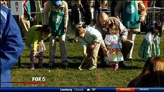 2015 Easter Egg Roll at the White House.