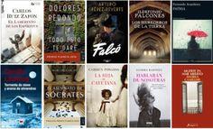 Libros más vendidos semana del 26 de noviembre al 1 de enero en ficción