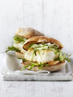 Spicy fish burger with chilli mayo I would use GF flour or cornflour in place of plain wheat flour it's a small amount and shouldn't affect taste