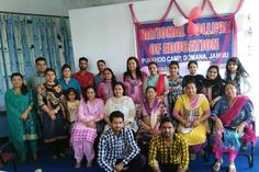 NCE Conducted Alumni Meet An Alumni meet was conducted in National College of Education Purkhoo Camp Domana Jammu. Programme was started with Saraswati Vandana by Rohini Chib (B.Ed. 2nd Semester) followed by welcome address. Former Students of different sessions were present. A healthy interactive session between new and former students was held andformer students shared their experiences and gave their views to overcome the drawbacks. Poems Songs Skit were also organized by new students of…