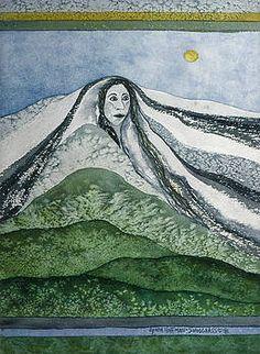Lynda Hoffman-Snodgrass - Spirit of the Mountain