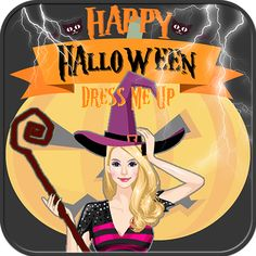 Piccolo me studio : Halloween dress up girl free #Applications #learning #play #game #free  #android