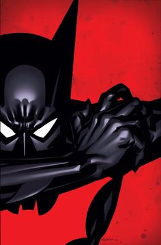 Batman Beyond: Rebirth #1 from DC Comics
