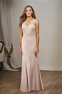 e49c1d08f77 Belsoie Bridesmaid Dress L204016