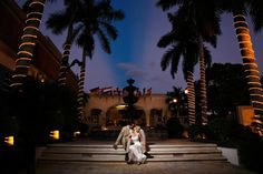 Indulge in the all-inclusive luxury that is #TheRoyalPlayaDelCarmen for a destination wedding you'll cherish for a lifetime! ~~ Discover more info at our FREE online #IDoMexicoWeddingPlanner where Brides helping Brides talk to vendor specialists like #WeddingsInPlaya who are happy to help you create your own perfect beach wedding, #TrashTheDress and honeymoon! ~~ I Do Mexico / Riviera Maya Wedding Resorts & Hotels