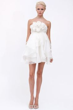 Marchesa Bridal- only if i were getting married again...haha