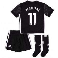 Manchester United Anthony Martial 11 kläder Barn 17-18 Bortatröja Kortärmad#Billiga fotbollströjor Manchester United, Anthony Martial, Gym Men, Sweatpants, The Unit, Fashion, Moda, Fashion Styles, Man United