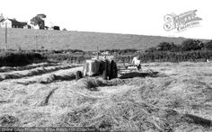 Photo of Bardsea, Haymaking from Francis Frith Agriculture, Farming, English Village, Vintage Farm, Great British, Back In Time, British History, Vintage Images, Countryside
