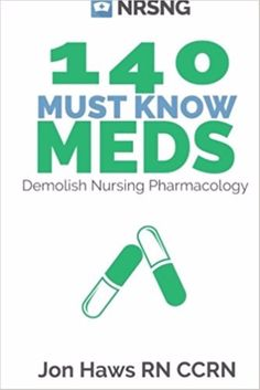 Test bank downloadable for medical surgical nursing assessment and 140 must know meds demolish nursing pharmacology by jon haws fandeluxe Images