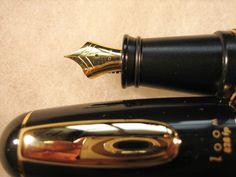 Tombow Zoom Egg Fountain pen