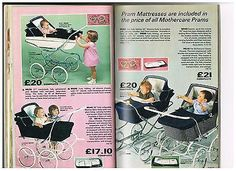 Mothercare vintage pram pushchair 420 pages on cd Best Prams, Vintage Crib, Prams And Pushchairs, Pram Stroller, Baby Carriage, Beautiful Babies, Childhood Memories, Strollers, Brochures