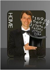 Arthur Benjamin, mathemagician, does mental math faster than a calculator in his TED video, and shows you how in his book.