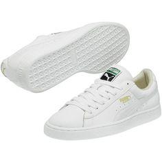 white shoes puma