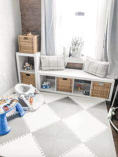 How To Create Kid Friendly Living Room - Oh Happy Joy! Journey of Motherhood