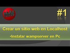 Descargar e instalar wampserver en localhost. Vídeo #1