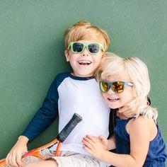 "Babiators/Canada on Instagram: ""Play is the work of childhood😉 • • *Navigator-Sublime & The Islander-Blue Series* • • #sunglasses #babygram #kidsfashion #kids…"" Round Sunglasses, Childhood, Canada, Play, Kids, Instagram, Fashion, Young Children, Moda"