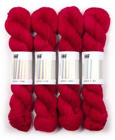 Dark Colors, Colours, Hedgehog Fibres, Wool Wash, Stockinette, Sock Yarn, Hand Dyed Yarn, Light In The Dark, Swatch