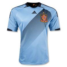 (12-13) NEW Spain AWAY