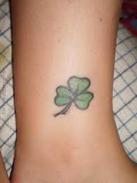 Related image Four Leaf Clover Tattoo, Clover Tattoos, Leaf Tattoos, Irish Tattoos, Celtic Tattoos, Shamrock Pictures, Arrow Tattoos, Tatoos, Small Tattoos