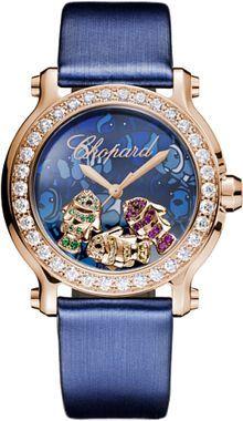 Chopard Happy Sport Quartz 36 mm 277473-5012 | juwelier-haeger.de